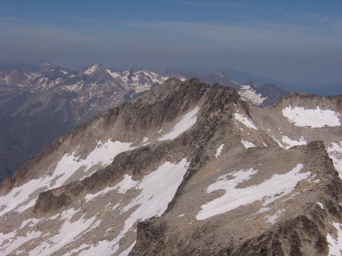 El Aneto (Pirineos)