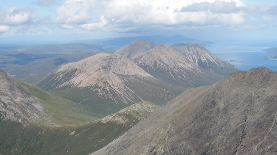 Foto de  Subida al Bla Bheinn